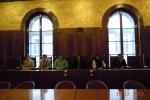 Obisk Državnega zbora RS in Ustavnega sodišča RS, 10.12.2013