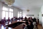 Ogled odvetniške zbornice Slovenija, Evropska pravna fakulteta
