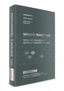 Nation's transitions - naslovnica