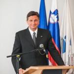 predsednik RS Borut Pahor (1)